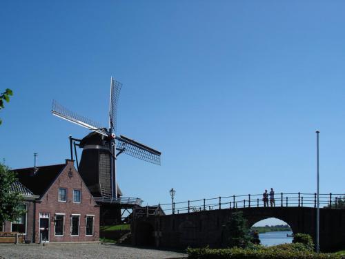 Windmühle Holland