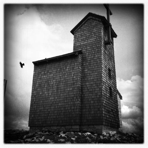 Kirche in den Bergen