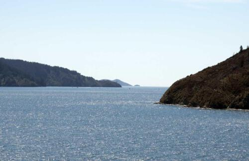 Meer-Neuseeland-Inseln