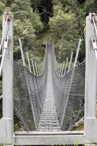 Neuseeland-Haengebruecke